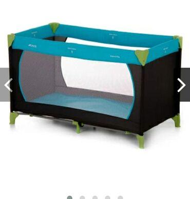 Kolica za bebe i decu | Bor: Prenosivi krevetac. U odlicnom stanju