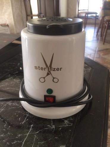 Стерилизатор для маникурных инструментов с новопавловка заря