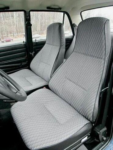 Полный комплект сидений на ВАЗ 2107. В идеальном состоянии. 8000 сом