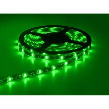 LED traka zelena 20 metara + adapter 100 W/12V - Vranje
