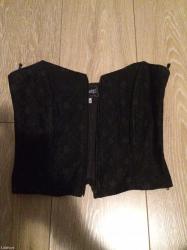 Ženska odeća | Palic: Kosulja /ili korset. Novo!!