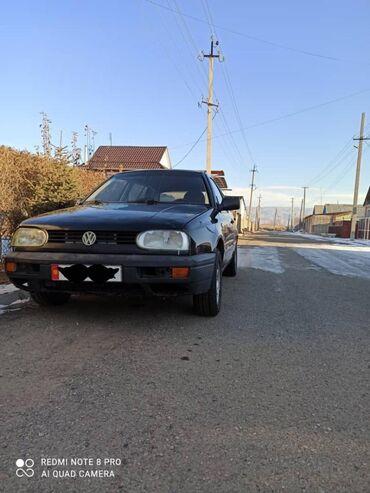 фольксваген бишкек in Кыргызстан | АВТОЗАПЧАСТИ: Volkswagen Golf 1.6 л. 1993