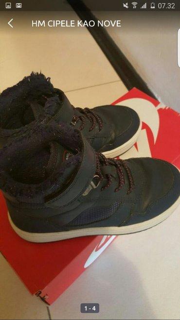 H&M cipele teget br 28