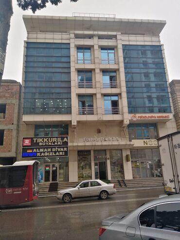 fitnes üçün yer almaq in Azərbaycan | TOPLAR: Plazanın 5-ci mərtəbəsində 6 otaqlı tam təmirli 247 m² ofis satılır