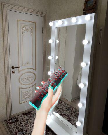 парафин для свечей купить бишкек в Кыргызстан: Гримерные зеркала с пультом дистанционного управления и без. в наличии