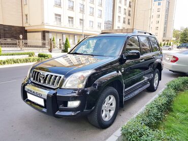 Toyota Land Cruiser Prado 3 л. 2005 | 160000 км