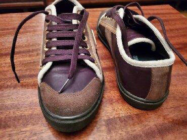 Продаю шикарные кожаные спортивные итальянские туфли ANTONY MORATO