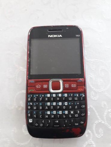 Bakı şəhərində Nokia E 63
