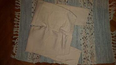Mango - Srbija: Mango svetlo roze pantalone Velicina 38   Svaki dogovor moguc. :)  Pok