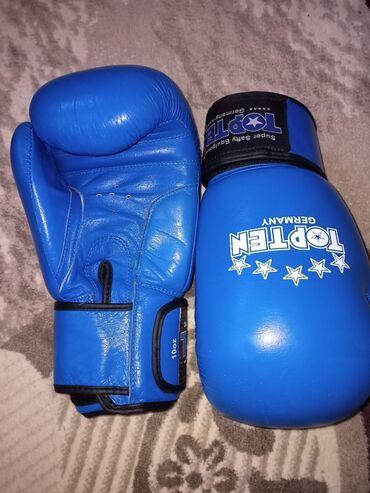 Перчатки боксёрские topten оригиналы привозили с Кореи