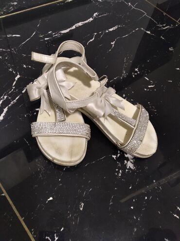 Sandalice za devojcice,malo nosene u super stanju br 33