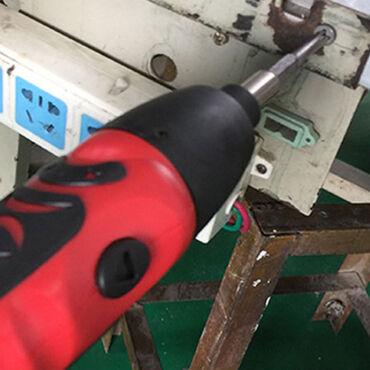 Электрическая отвертка оборудования многофункциональный