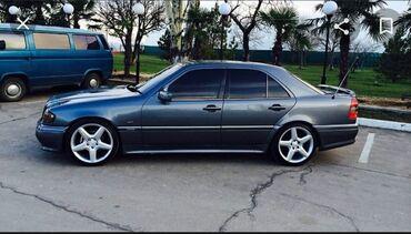 Mercedes-Benz C 36 AMG 3.6 л. 1996