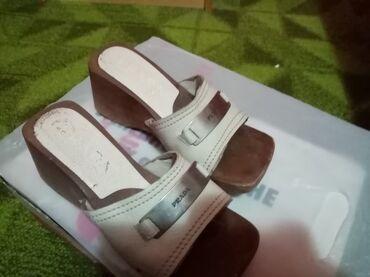 Papuce prada 36 br