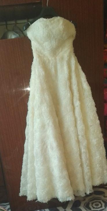 Сдаю на прокат свадебное платье можно в Бишкек