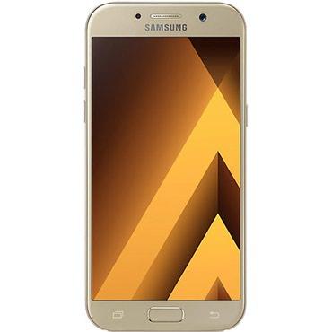 Samsung-galaxy-a5-duos-teze-qiymeti - Azərbaycan: Samsung Galaxy A5 2017 (3GB,32GB,Gold)Kredit kart sahibləri 18 aya