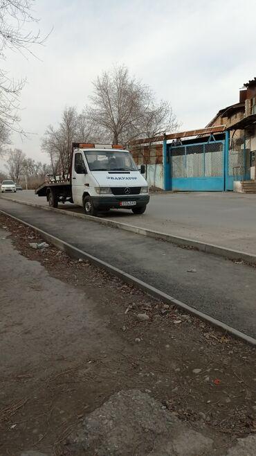 Эвакуатор | С лебедкой, С ломаной платформой Бишкек