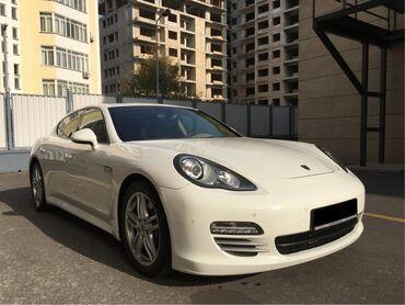 Porsche в Бишкек: Porsche Panamera 3.6 л. 2010 | 38000 км