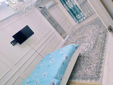 Аренда квартир - Бишкек: Посуточно день ночьРайон Исанова-БоконбаеваШикарные условия:✓ Новая