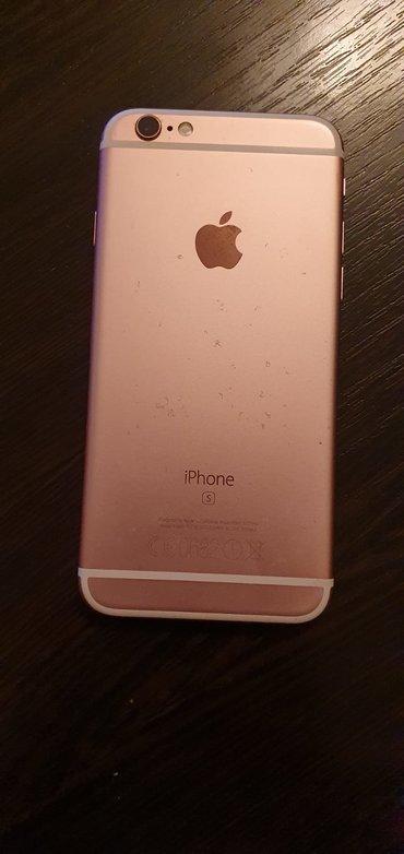 Iphone 6s 64 GB Yaddaw Hech Bir Problemi Yoxdur Barmaq Izi Iwleyir kar