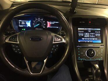 Avtomobillər - Azərbaycan: Ford Fusion 2 l. 2015 | 86600 km