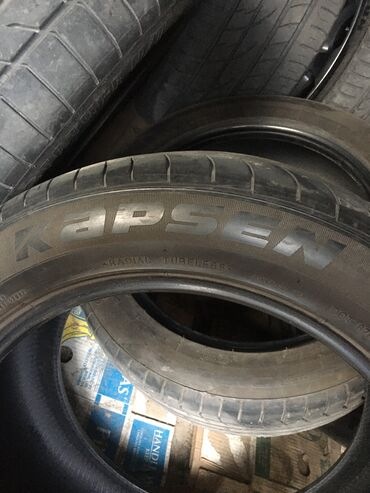 шины 205 65 r15 лето бу в Кыргызстан: На BMW X5 R19 в отличном состояние