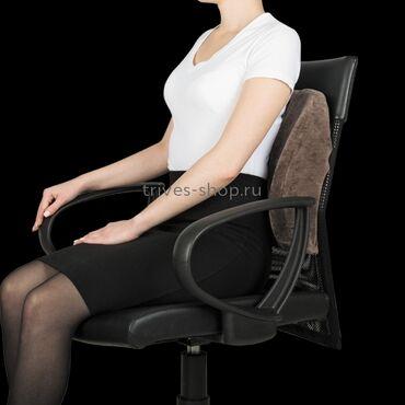 Ортопедическая подушка для спины. Производство Турция. Все вопросы по