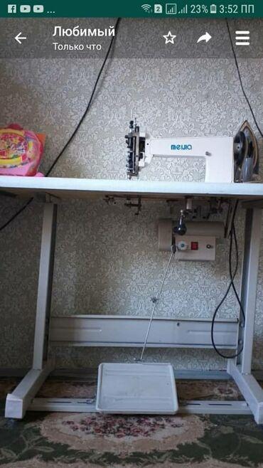 svarochnyj polu avtomat в Кыргызстан: Машина сайманыкы,безшумный мотор, состояние 5+