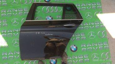 bmw 3 бу в Кыргызстан: Задняя левая дверь на BMW F10 уневерсалАвтозапчасти БУ