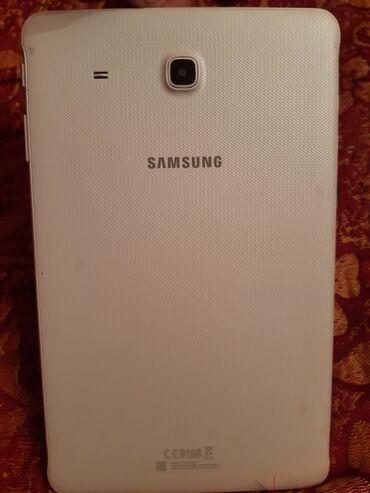 Samsung 9 - Азербайджан: Samsung Galaxy tab E satilir.saz vəziyyətdedir. problemi yoxdu.qutusu