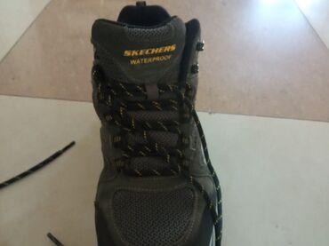 Мужская обувь - Джал: Продаю skechers ботинки оригинал 100% размер 42 пользовался 3 дни