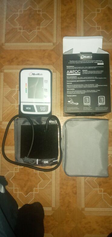 Тонометр купить бишкек - Кыргызстан: Прибор для измирения артериального давления и частоты пульса