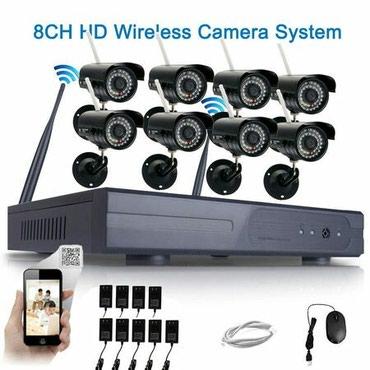 besprovodnaya ip kamera в Азербайджан: Ip online kamera system