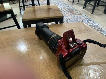 Продаю фотоаппарат Canon 1100D Объектив Tamron 18-250Технические