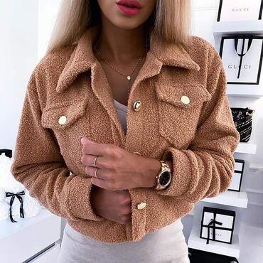 •Teddy kratka jaknica •1700 rsd• Vise boja•