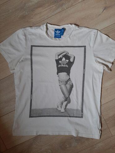 Zenske majice - Srbija: Adidas zenska majica M Bez ostecenja