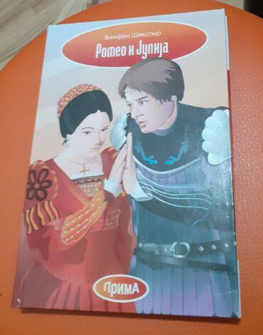 Sport i hobi - Valjevo: Knjiga Romeo i Julija