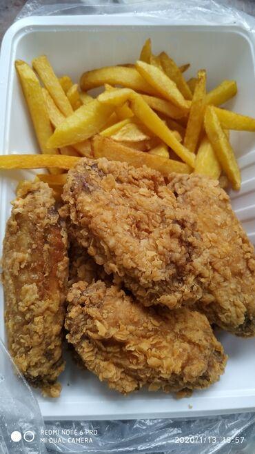 Эн мыкты KFC