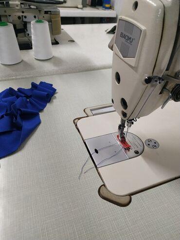 Швеи-реставраторы - Кыргызстан: Ищу мастера в ателье и по ремонту одежды. 6-мкр