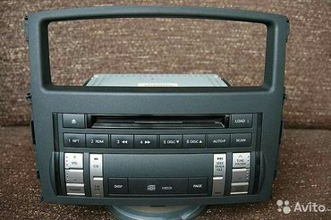 Mitsubishi Pojero ücün audio maqnitola, cd, mp3 ve s. OriqinaLdlr. в Bakı