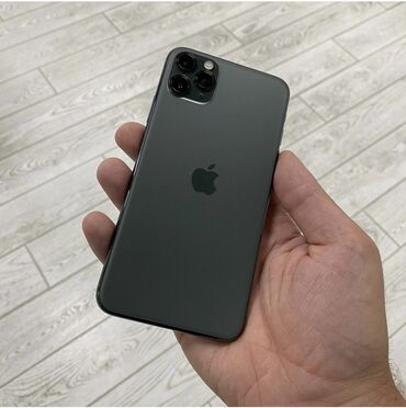 защитное стекло на meizu m6 в Кыргызстан: Б/У IPhone 11 Pro Max 64 ГБ Зеленый