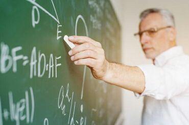 Учитель по математике. Занимаюсь с учениками 4-11 классов по математик