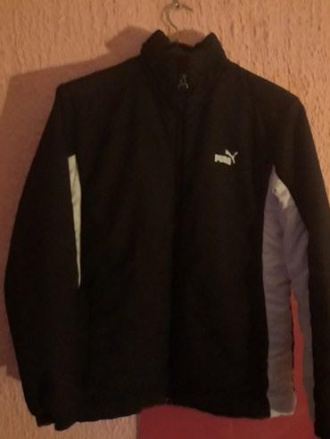 Original jakna marke Puma, ne propusta vetar i kisu. Xl velicine. - Novi Sad