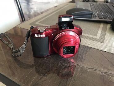 """фотоаппарат canon 10 мегапикселей в Кыргызстан: Продаётся почти новый полу-профессиональный фотоаппарат «Nikon"""""""