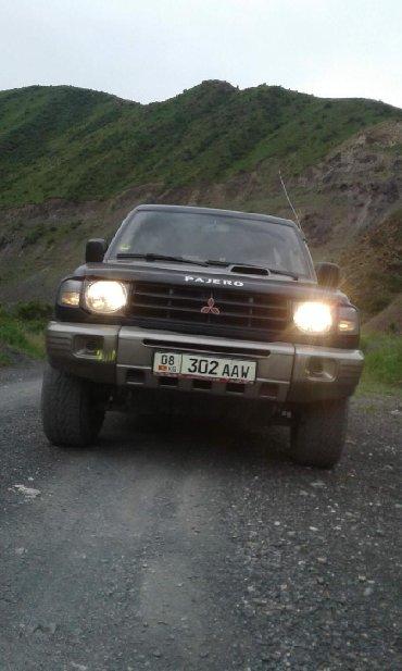 mitsubishi pajero 4 в Кыргызстан: Mitsubishi Pajero 2002