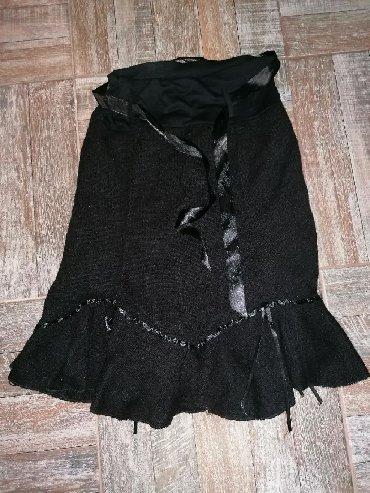 Nova suknja zimska, vel. S/M