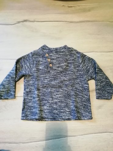 Dzemperi ce - Srbija: Prelep Zara dzemperVelicina 12-18m,86cmCena: 400 dinStanje: kao