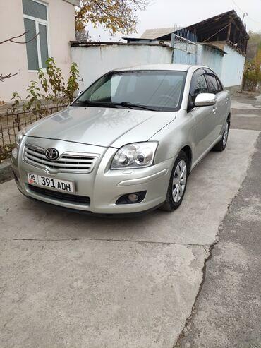 работа без опыта в джалал абаде в Кыргызстан: Toyota Avensis 1.8 л. 2007   188000 км