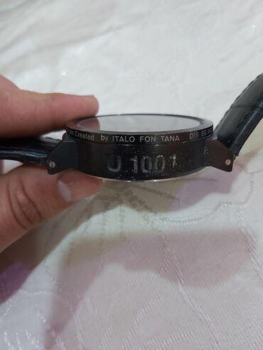 Orginal saatdi u boat1001 titanium limited edition mexanikadi saat