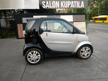 Smart Fortwo 2000 - Beograd